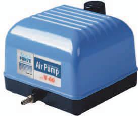 Luftpumpe Aquaforte Hi-Flow V-60