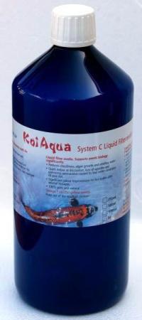 KoiAqua System C Liquid Filtermedia