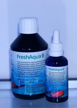 FreshAqua B - Futterkonzentrat für Biologie