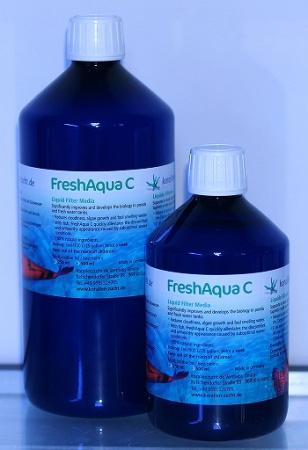 FreshAqua C - Filtermedium flüssig