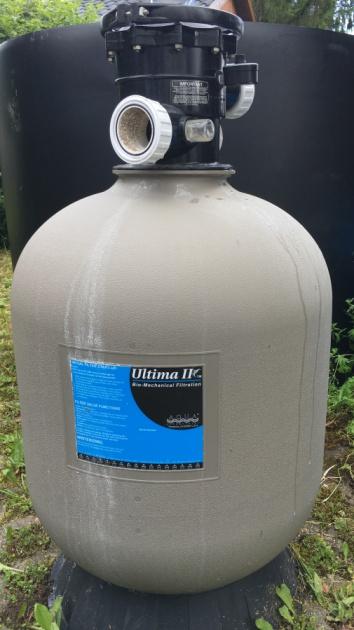 gebraucht: Aqua Ultraviolet Ultima II Filter 4000