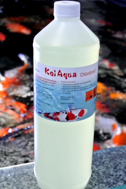 KoiAqua Chlordioxid Fluid