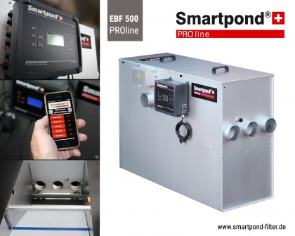 Smartpond® EBF PROline; S-Modell