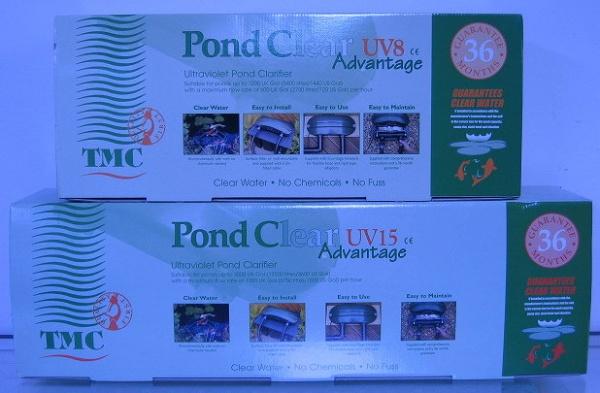 TMC Pond Clear