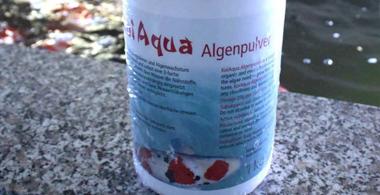 KoiAqua Algenpulver
