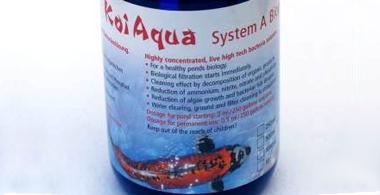 KoiAqua System A Biopure Konzentrat